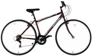 Trax T700 Hybrid Bike 18 £89.10 possible £85.39 @ Halfords
