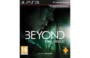 Beyond Two Souls - PS3 Game New £7.99 @ Ebay/Argos