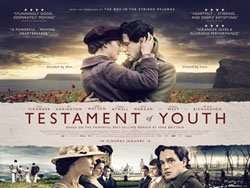 2 for 1 Testament of Youth Cinema tickets