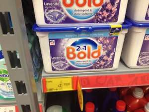Asda selling 40 wash bold tablets for £2.00