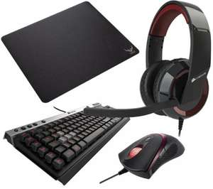 Corsair essential gaming bundle, Currys £79.97