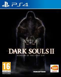 Dark Souls 2 Scholar of the First Sin (ps4/xbone) £31.99 @ Argos