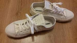 Bank Closing down sale Adult Converse £22