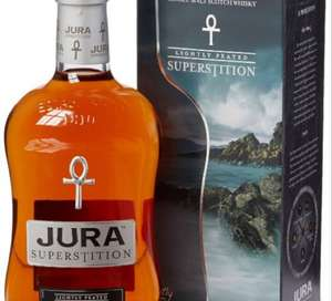 Jura Superstition Whisky £25 @ Asda