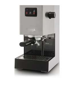 Gaggia Classic - Coffe Machine- Amazon - £185.35 | Cheapest since Feb 2014