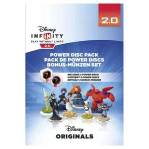 Disney Infinity 2.0 Classic Power Discs -BOGOF  £2.50 - Tesco Direct