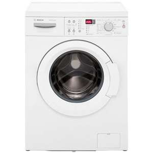 £350 (but £267.50 with code+C/B) Bosch WAQ283S1GB 8KG A+++ 1400RPM Washing Machine (2 Year Guarantee) @ ao.com with further £30 Off Promo Code and 15% Quidco Cashback