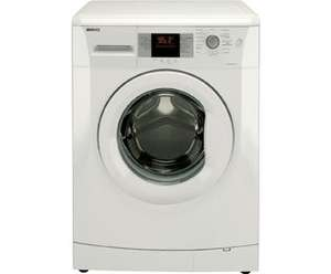 Beko WMB714422 Freestanding Washing Machine - White £199 + £30 cashback @ ao.com