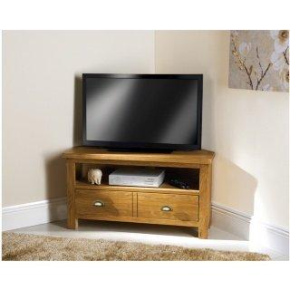 Oak TV Cabinet £99 @ B&M