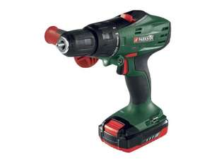 Parkside 18V Li-Ion  Hammer Drill with 3 year warranty £39.99 @ Lidl