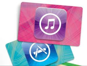 15% Off iTunes gift cards £10 gift card for £8.50 @ Morrisons