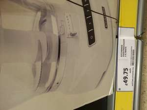 Kitchenaid classic food processor 3.1l  £49.75 instore @ Tesco