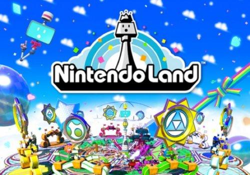 Nintendoland WiiU £7.95 thegamecollection