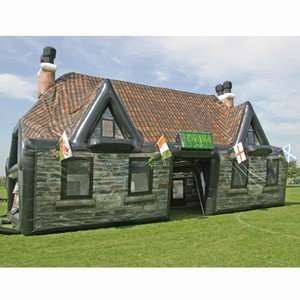 The Hogshead Inflatable Pub only £32399.99 and FREE DELIVERY. Bargain!!! @ DrinkStuff