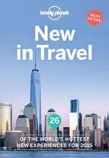 New in Travel 2015 Ebook from Lonely Planet