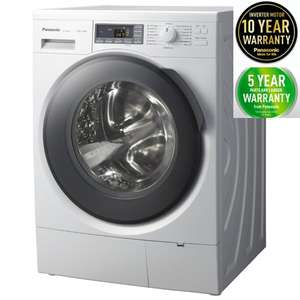 Panasonic NA-140VG3WGB 10kg A+++ Washer. FREE 10 Year Inverter Motor Warranty and 5 Years General Warranty via Panasonic. And Possible Panasonic Cashback. Cheapest I can find elsewhere is £528. prcdirect have them at £369. **Also Quidco 3% Cashback**