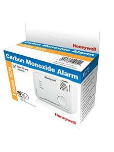 Honeywell XC70-EN Battery Operated Carbon Monoxide Detector £20.95 @ Amazon