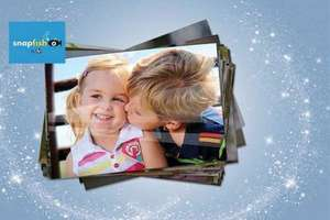 100 photos printed for £1 (plus £1.99 P&P) £2.99 @ Wowcher (Snapfish)