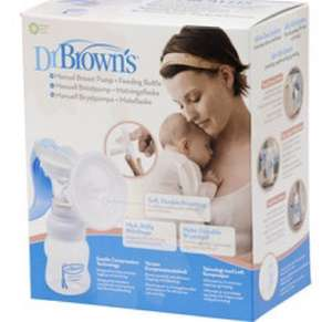 Dr Browns manual breast pump £19.96 @ Toys R us