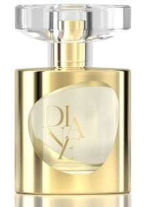 Diane Von Furstenberg Diane Eau De Parfum 100ml Spray for Her + Free Diane Bag - RRP £79.99 Now £15 @ The Fragrance Shop