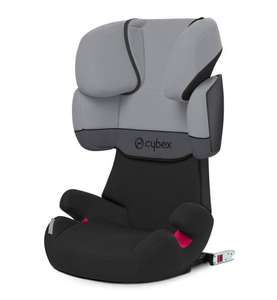 Cybex Silver Solution X-Fix Toddler Car Seat Group 2/ 3 @ Amazon £67.19