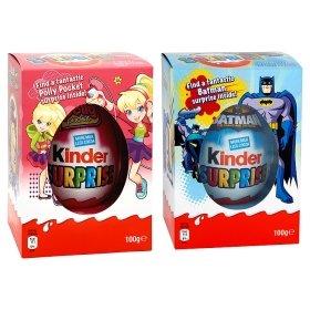 kinder Surprise Easter Eggs 3 for £10 @ Asda instore and online