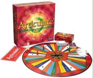 Articulate board game 75% off £8.00 @ Tesco instore