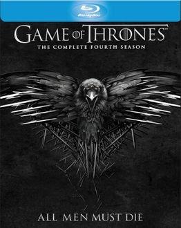 Game of thrones season 4 blu ray  £30 with code febgift10 @ Rakuten/Base