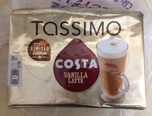 Costa Vanilla Latte LTD Edition £4.95 @ Tesco