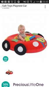 Galt playnest car enter code Enter code £24.95 @ bounty