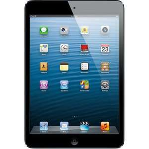 "APPLE IPAD MINI 16GB WIFI 7.9"" INCH - BLACK & SLATE REFURB £129.99 @ ebay / universalgadgets01"