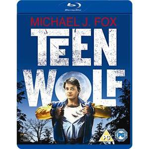 Teen Wolf (Blu Ray) £5 Delivered @ Fox Direct Via Play.com