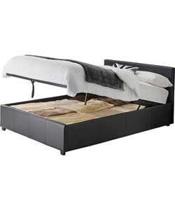 Hygena Montgomery Ottoman Small Double Bed Frame