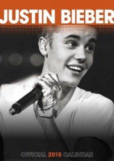30% off - Official Justin Bieber Calendar 2015!! £6.29 @ WHSMith