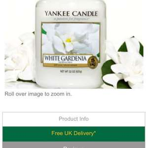 Large Yankee Candle £11.99 @ Housing units free C+C or  £4.95 delivery