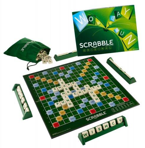 Scrabble Original Board Game - £9.99 Delivered - Amazon