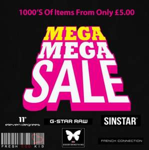 Fallen Hero Mega Mega Sale @ Fallen Hero