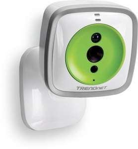 TRENDnet WiFi Baby Monitoring Camera £29.99 delivered @ Ebuyer