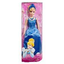 Disney Princess Collectible Mini Dolls Assorted £6.00 @ tesco groceries (free c+c)