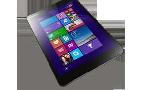 Lenovo MIIX 3 7.85-Inch Tablet (Atom Z3735F, 2 GB RAM, 32 GB eMMC, Camera, Wi-Fi, Windows 8.1) £99.99 @ Amazon 2-4weeks delivery