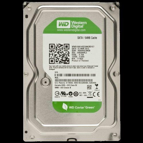 Western Digital WD40EZRX Green 4TB SATA Hard Drive w/ Intellipower 6Gb/s 64MB Cache - £97.16 Delivered @ Broadband Buyer
