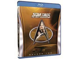 Star Trek The Next Generation Season 2 Blu Ray £19.99 @ Play / EntertainmentStore