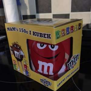 M&M's mug and 150g M&M's peanut for £1 @ B&M