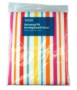 Striped Ironing Board Cover was £5 now £1.00 @ Tesco Direct (Free C&C)