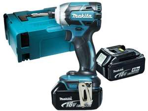 Makita 18v Impact driver kit - top of the range £340 @ Folkstone Fixings
