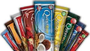 Quest protein bars for £16.99 a box when you buy 3 boxes @ Predator Nutrition