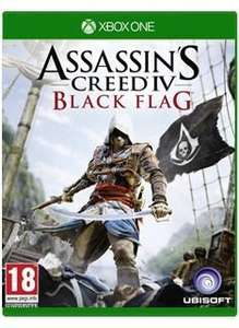 Assassin's Creed Black Flag (Xbox One Digital) £3.99 @ Simply Games