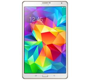 Samsung Galaxy Tab S 8.4 £249.99 (£149.99 after trade in cashback) @ Currys / PC world