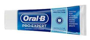 Oral-B Pro-Expert Toothpaste 100ml  £1.79 @ Home Bargains