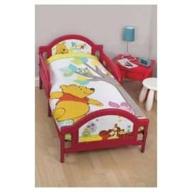 winnie the pooh bedding bundle £13.20 with code and free click and collect at tescos